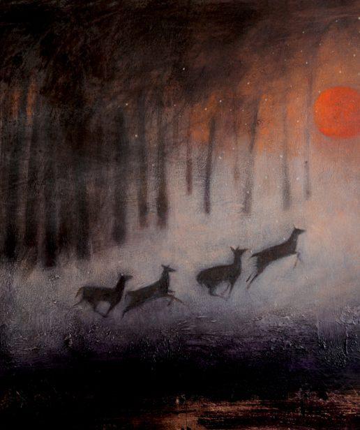running-of-deer
