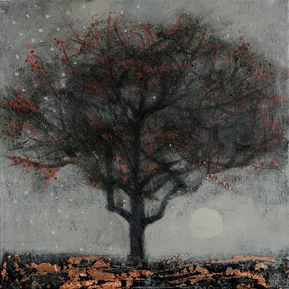 Crabapple Tree: print