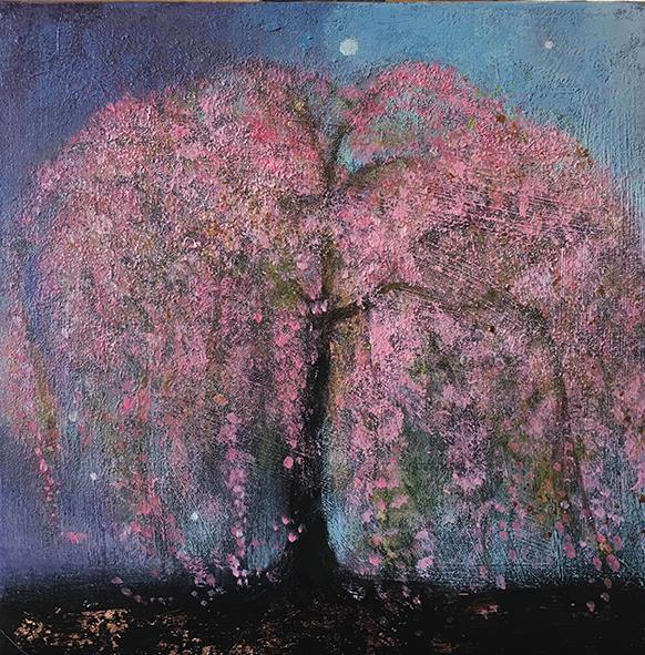 The Wild Cherry: print