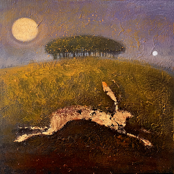 The Harvest Moon: print