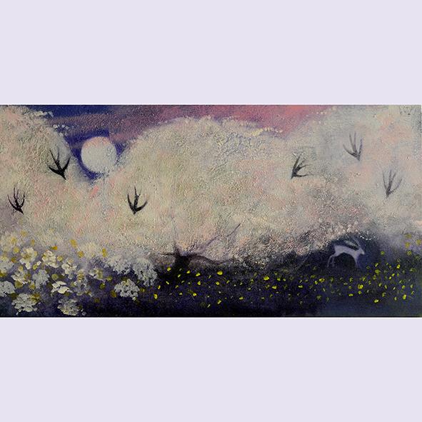 May: painting